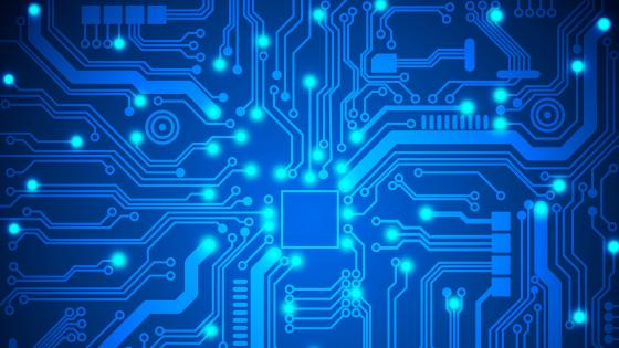 Printed Circuit Board (PCB) wallpaper