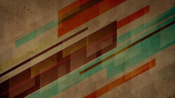 Faded abstract art wallpaper