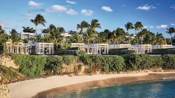 Resorts at the Barnes Bay, Anguilla wallpaper