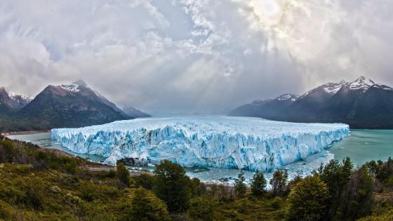 Perito Moreno Glacier - Los Glaciares National Park, Santa Cruz, Argentina wallpaper