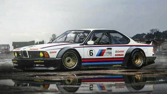 BMW M635 CSi wallpaper