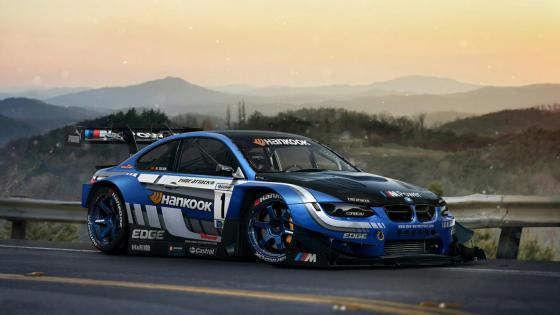 BMW M3 E92 wallpaper