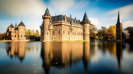 De Haar Castle  - Netherlands wallpaper