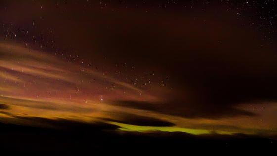 Southern Lights above Tasmania wallpaper