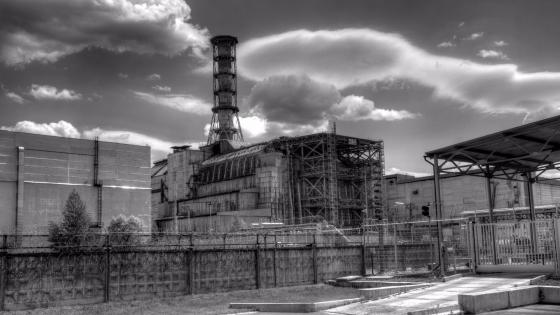 Chernobyl Nuclear Power Plant, Reactor #4 wallpaper