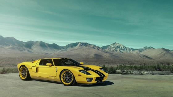 TWIN TURBO Ford GT40 wallpaper