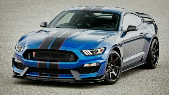 2017 Ford Mustang Shelby GT350 wallpaper