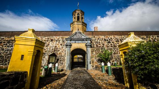Castle of Good Hope - Cape of Good Hope wallpaper
