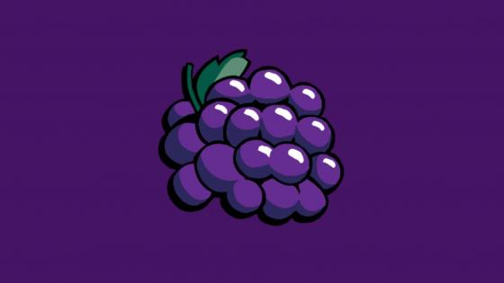 Killer Grape wallpaper