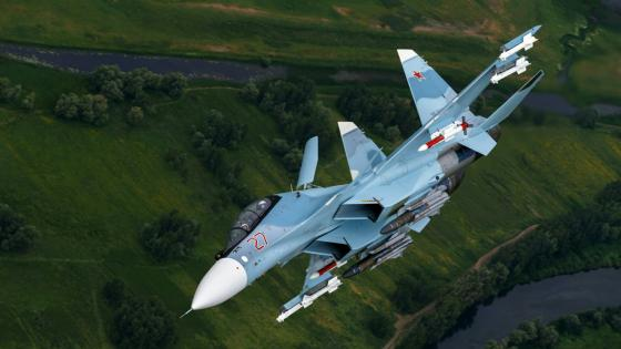 Sukhoi Su-30 wallpaper