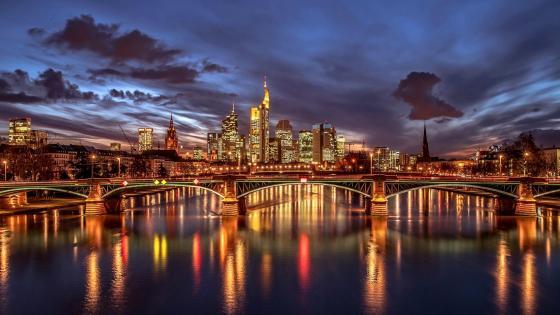 Amazing Frankfurt wallpaper