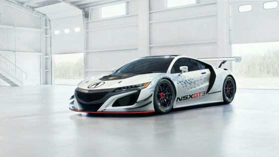 Acura NSX GT3 wallpaper