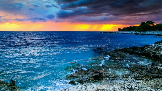 Adriatic Sea - Croatia wallpaper