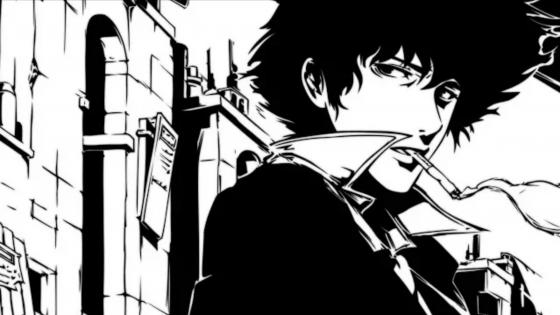 Cowboy Bebop - Spike Spiegel wallpaper