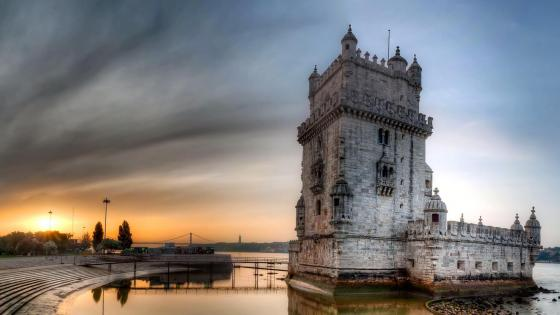 Belém Tower - Portugal wallpaper
