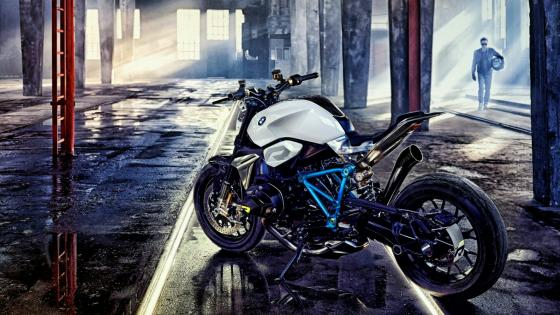 BMW Concept Roadster motorcyle wallpaper