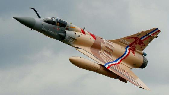 Mirage 2000 wallpaper