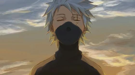 Hatake Kakasi - Naruto Shippuden wallpaper