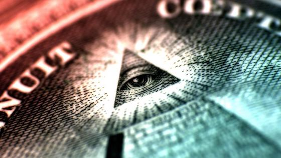 Eye of Providence symbol wallpaper