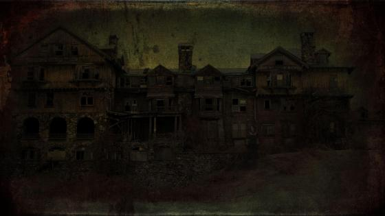 Haunted house - Millbrook  wallpaper