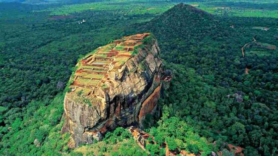 Sigiriya (Lion Rock) wallpaper