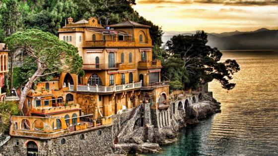 Portofino - Genoa, Italy wallpaper