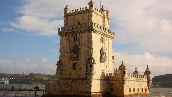 Belém Tower wallpaper