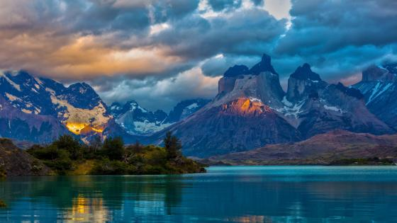 Los Glaciares National Park - Patagonia, Chile wallpaper