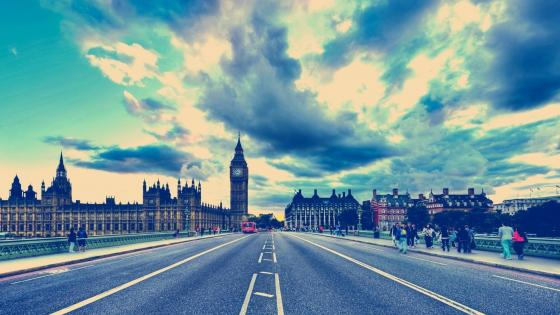 Palace of Westminster (Houses of Parliament) wallpaper