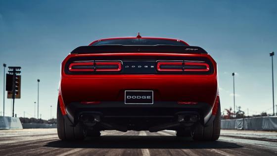 Dodge Challenger SRT Demon wallpaper