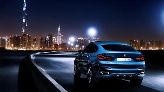 BMW X4 wallpaper