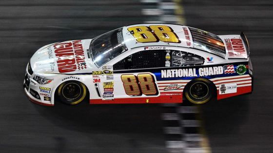 Daytona - Dale Earnhardt Jr. wallpaper