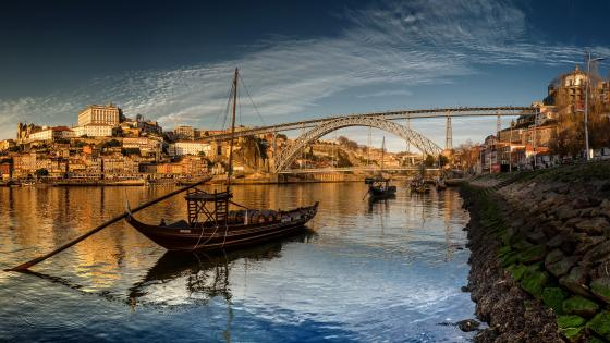 River Douro wallpaper