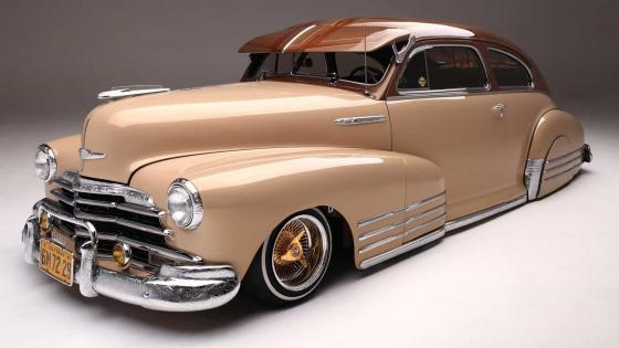 1947 Chevrolet Fleetline wallpaper