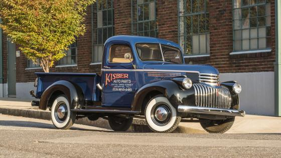 1941 Chevrolet AK Pickup wallpaper