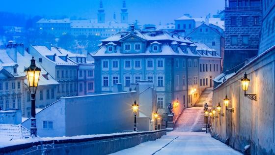 Old Town of Prague wallpaper