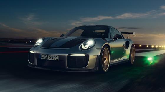 2017 Porsche 911 GT2 wallpaper