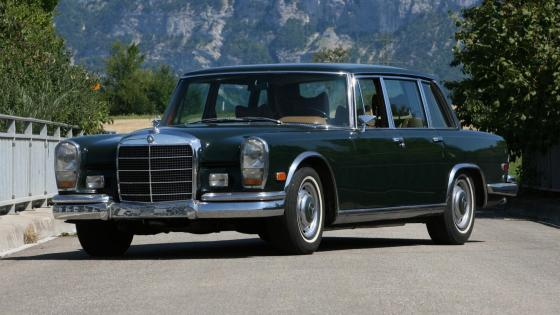 Mercedes-Benz 600 wallpaper