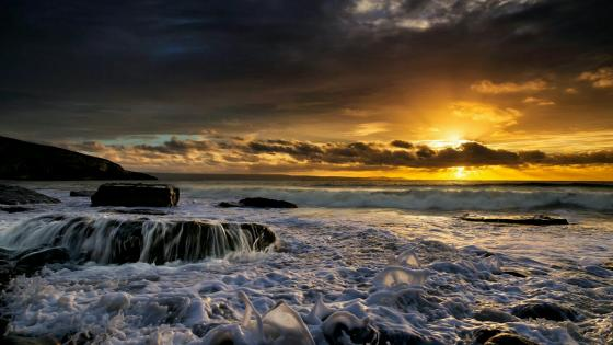 Dunraven Bay - Wales wallpaper