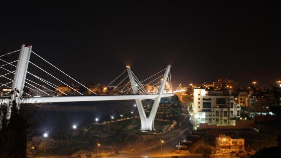 Abdoun Bridge -Amman wallpaper