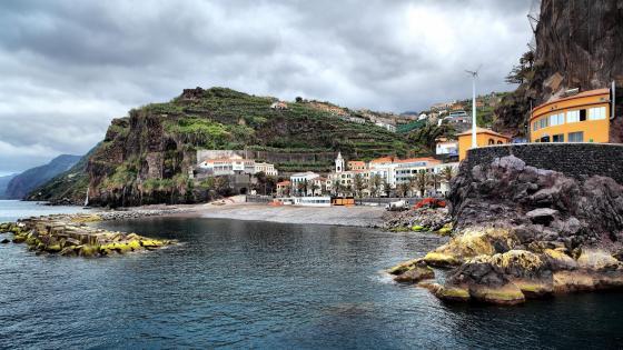 Ponta do Sol - Madeira (Portugal) wallpaper