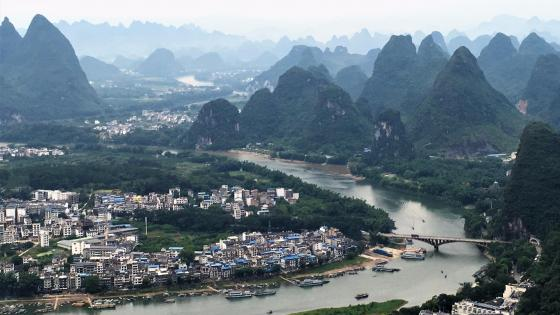 Yangshuo wallpaper