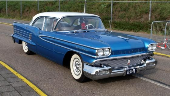 1958 Oldsmobile 88 wallpaper