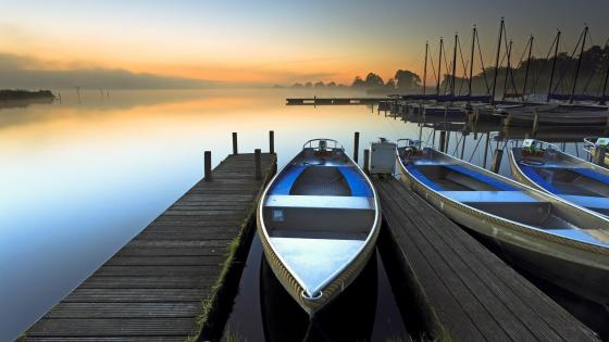 Boats wallpaper