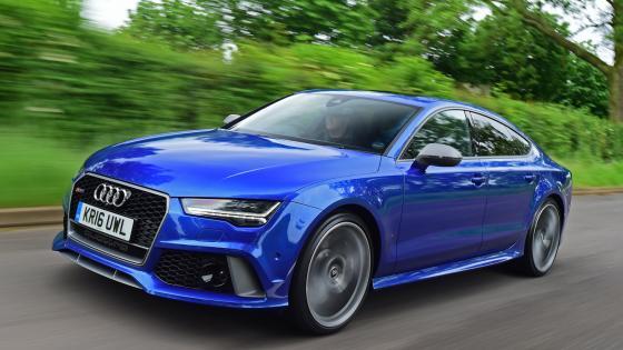 Audi RS 7 wallpaper
