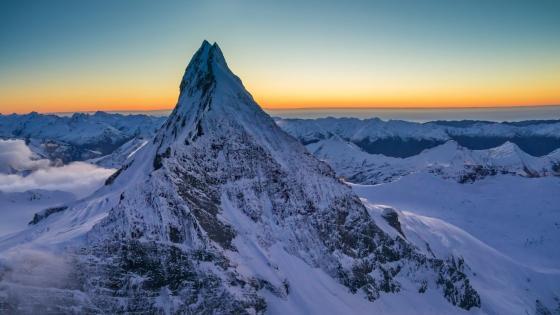 Mount Aspiring / Tititea wallpaper