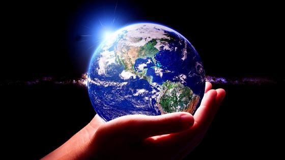 Save Earth from Global Warming wallpaper