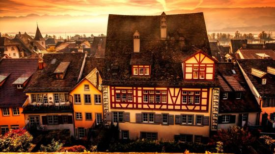 Rapperswil-Jona - Switzerland wallpaper