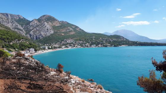 Sutomore, Montenegro wallpaper