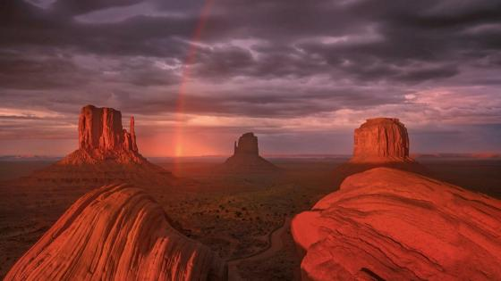 Monument Valley - Colorado Plateau wallpaper